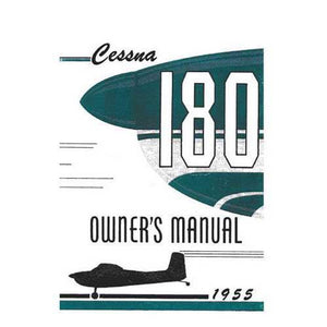 Cessna 180 - Cessna 180 1955 Owner's Manual