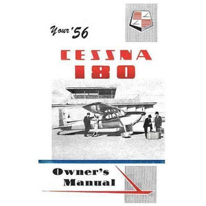Cessna 180 - Cessna 180 1956 Owner's Manual