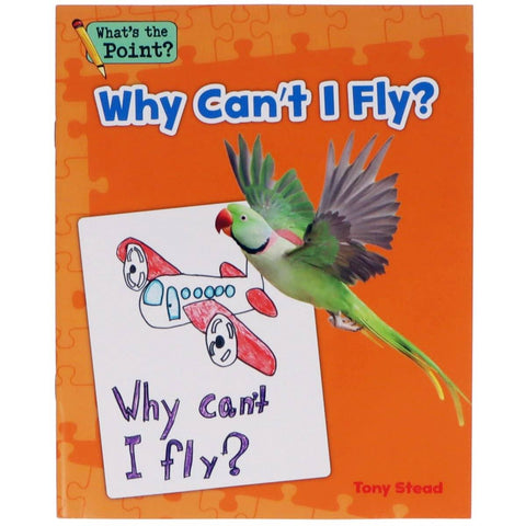 Childrens Books & Home Accents - Capstone Why Can't I Fly? By Tony Stead