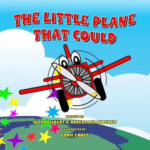 Childrens Books & Home Accents - The Little Plane That Could