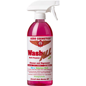 Cleaning & Polishing - Wash Wax ALL Cleaner & Degreaser - Wet Or Waterless Wash