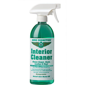 Cleaning & Polishing - Wash Wax ALL Interior Cleaner - Cleans Carpet, Seats, Leather & Vinyl