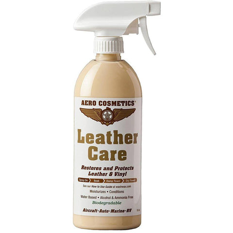 Cleaning & Polishing - Wash Wax ALL Leather Care - Restores & Protects Leather & Vinyl