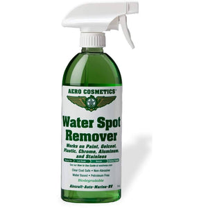 Cleaning & Polishing - Wash Wax ALL Water Spot Remover - Works On Paint, Gelcoat, Plastic, Chrome, Aluminum, & Stainless Steel