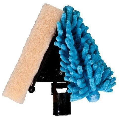 Cleaning & Polishing - Wash Wax ALL Waterless Bug Scrubber/Mini Mop Head Only (No Pole)