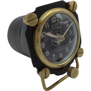 Clocks & Thermometers - Pendulux Altimeter Table Clock