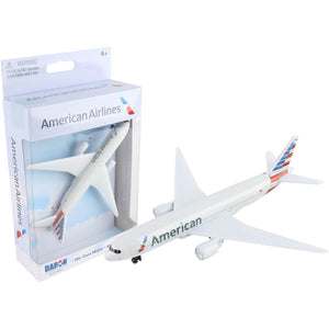 Die Cast Planes - American Airlines Single Die-cast Plane New Livery