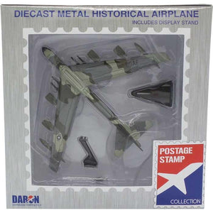 Die Cast Planes - Postage Stamp B-52 Stratofortress 1/300 Scale Diecast Model