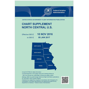 FAA Chart Supplements - FAA Chart Supplement NC - 11-05-20 - 12-31-20