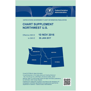 FAA Chart Supplements - FAA Chart Supplement NW - 11-05-20 - 12-31-20