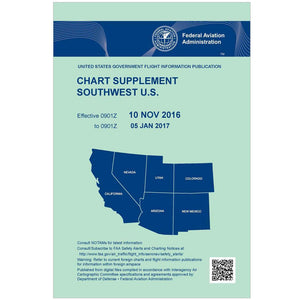 FAA Chart Supplements - FAA Chart Supplement SW - 11-05-20 - 12-31-20