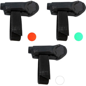 Flashlights - FliteLite LED Finger Light Pro Combo Pack (1 Red, 1 White, 1 NVIS Green)