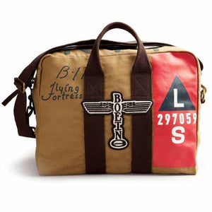 Flight Bags - Red Canoe B-17 75th Anniversary Nav Kit Bag