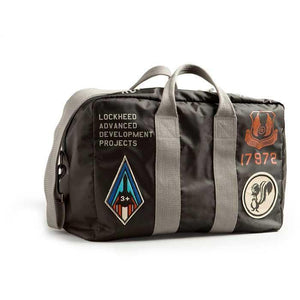 Flight Bags - Red Canoe Lockheed Martin Skunk Works Kit Bag