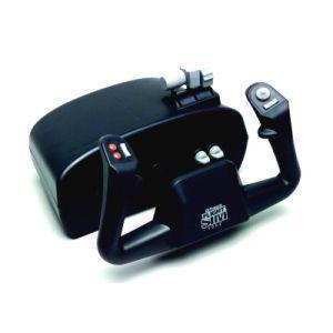 Flight Simulation - CH Products Flight Sim Yoke USB (3 Lever) (200-615)