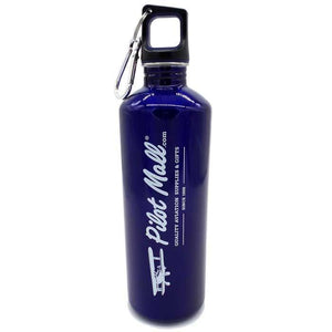 Food & Water - PilotMall.com Water Bottle W/Carabiner