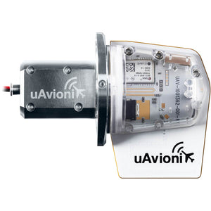 GPS Receivers - UAvionix TailBeacon ADS-B Out, WAAS GPS, Encoder, Rear Position LED Nav Light