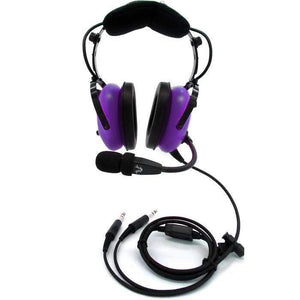 Headsets - Pilot USA PA11-81T Women's Passive Headset
