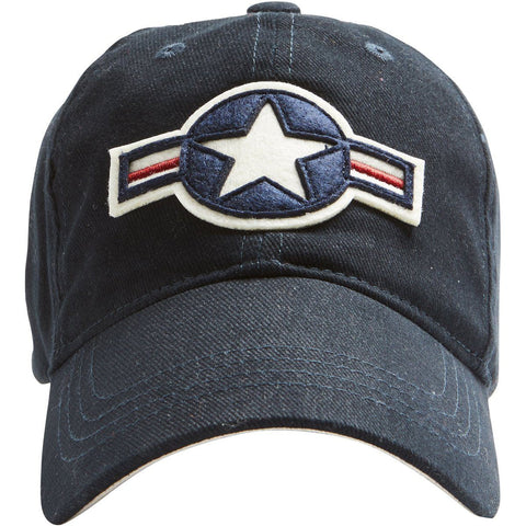 Headwear - Red Canoe United States Air Force Heritage Stripe Ball Cap