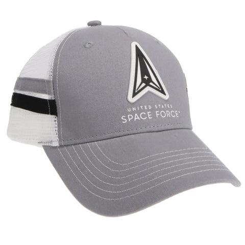 Headwear - U.S. Space Force Officially Licensed Aeroplane Apparel Co. Men's Ball Cap