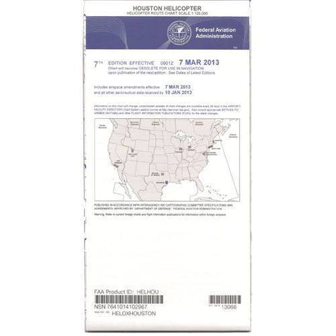 Helicopter Route Charts - FAA Houston Helicopter Route Chart - Expires February 25, 2021
