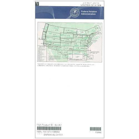 IFR Enroute Low Altitude Charts - FAA Enroute Low US L1/2 - 11-05-20 - 12-31-20