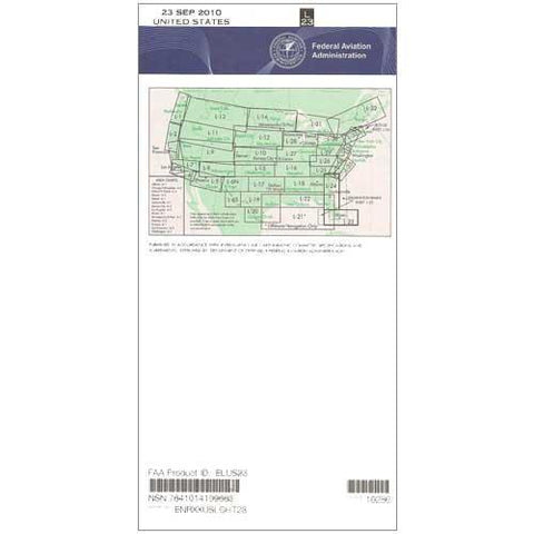 IFR Enroute Low Altitude Charts - FAA Enroute Low US L23/24 - 11-05-20 - 12-31-20