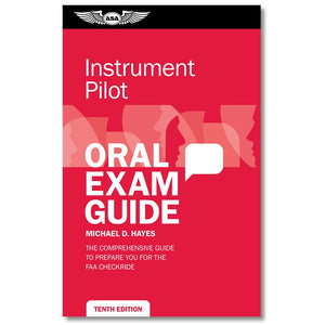 Instrument Rating - ASA Oral Exam Guide: Instrument