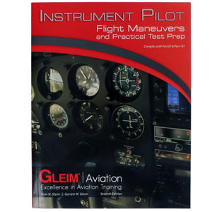Instrument Rating - Gleim Instrument Pilot Flight Maneuvers