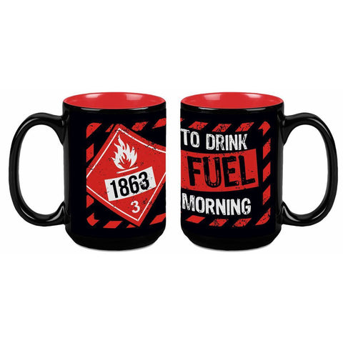 Kitchen & Barware - Pilot Toys I Love To Drink Jet Fuel In The Morning Mug