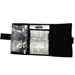 Kneeboards - Jeppesen IFR Three-Ring Tri-fold Kneeboard