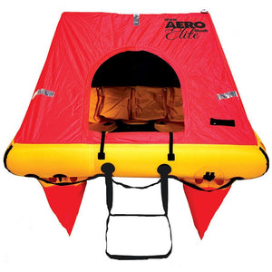 Life Vests & Life Rafts - Revere Supply Aero Elite Liferaft For Aviation 4 Person