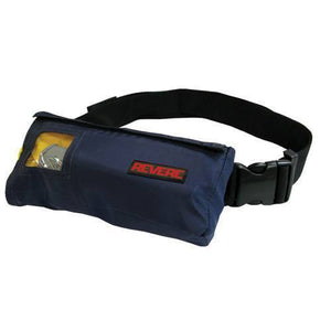 Life Vests & Life Rafts - Revere Supply Blue ComfortMax Belt Pack