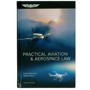 Medical & Legal - ASA Practical Aviation & Aerospace Law - 7th Edition (Hardcover)
