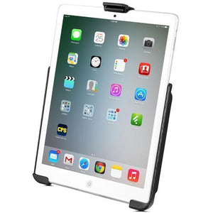 "Mounts - RAM IPad Mini 1-3 Cradle With 1"" Ball"