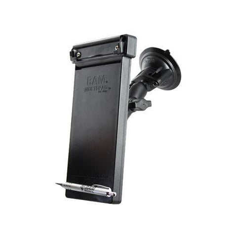 Mounts - RAM Multi-Pad With Suction Cup Mount Kit