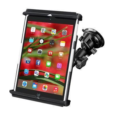 """Mounts - RAM Tab-Tite Universal Cradle For 7"""" Tablets Suction Cup Mount Kit"""