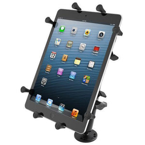 "Mounts - RAM Universal X-Grip Cradle For 10"" Tablets Flat Surface Mount Kit"