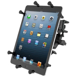 "Mounts - RAM Universal X-Grip Cradle For 10"" Tablets Glare Shield Mount Kit"