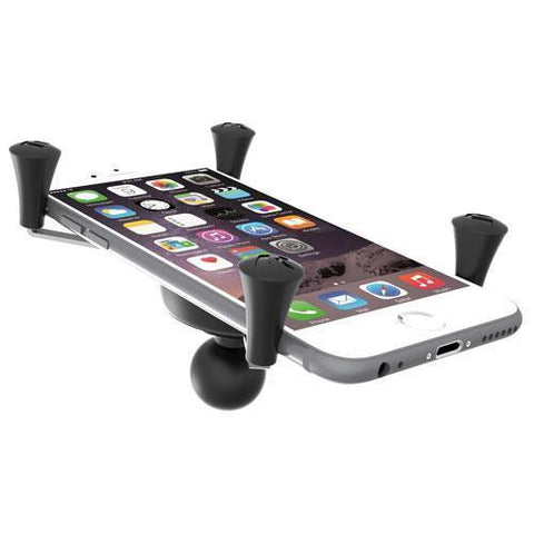 """Mounts - RAM Universal X-Grip IV Large Phone/Phablet Cradle With 1"""" Ball"""