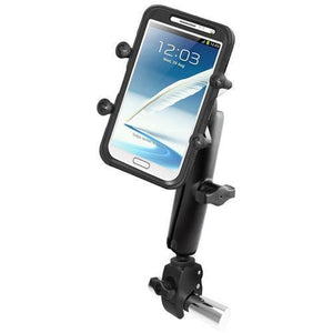 Mounts - RAM Universal X-Grip IV Phone Cradle With Long Arm And Claw Mount Kit