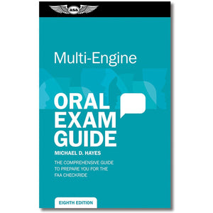 Multi-Engine Rating - ASA Oral Exam Guide: Multi-Engine