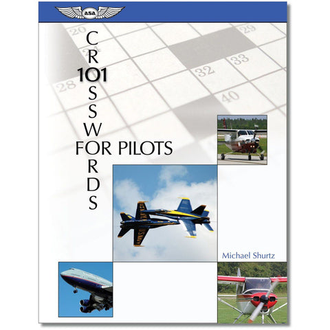 Non-Training Books And DVDs - ASA 101 Crosswords For Pilots