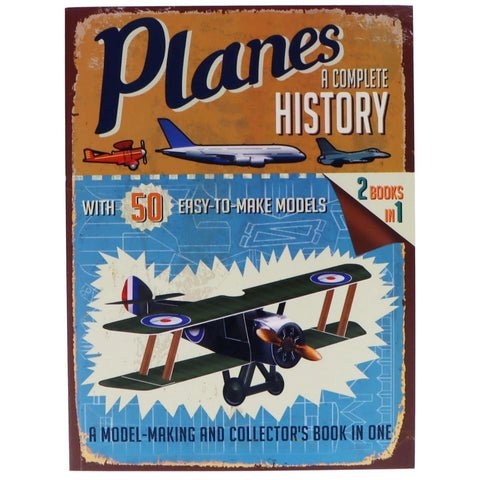 Non-Training Books And DVDs - Planes: A Complete History