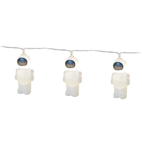 Office - Pilot Toys Astronaut Battery Powered Color Changing String Lights