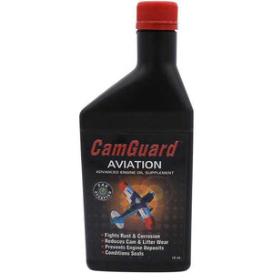 Oil - CamGuard Oil Additive