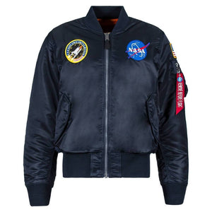 Outerwear - Alpha NASA MA-1 Men's Flight Jacket