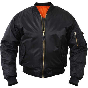 Outerwear - Concealed Carry MA-1 Flight Jacket