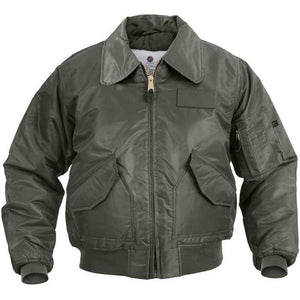Outerwear - CWU 45-P Nylon Flight Jacket