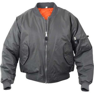 Outerwear - Rothco MA-1 Nylon Flight Jacket